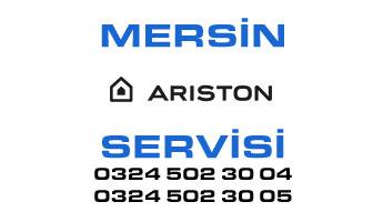 mersin ariston servisi