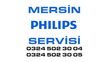 mersin philips servisi